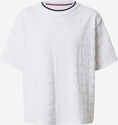 Tommy Hilfiger Underwear Chemise de nuit en blanc, Vue avec produit
