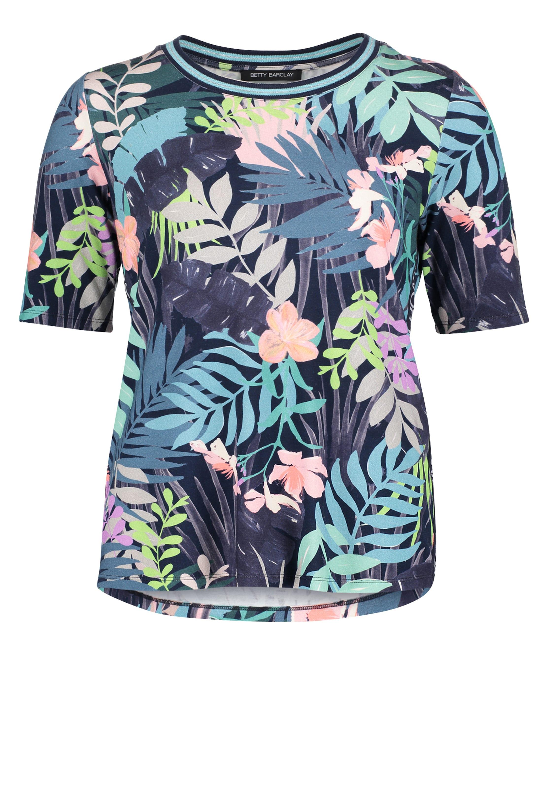Betty Barclay Barclay NachtblauMischfarben Betty Shirt In In NachtblauMischfarben Betty Shirt Barclay Shirt jAR435L