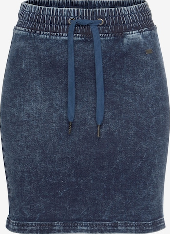 ARIZONA Jeansrock in Blau