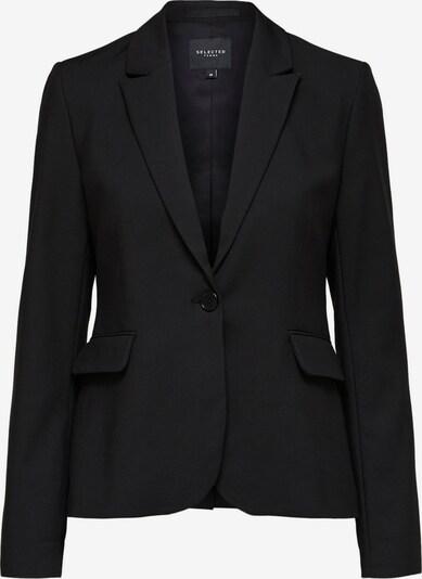 SELECTED FEMME Blazer in schwarz, Produktansicht