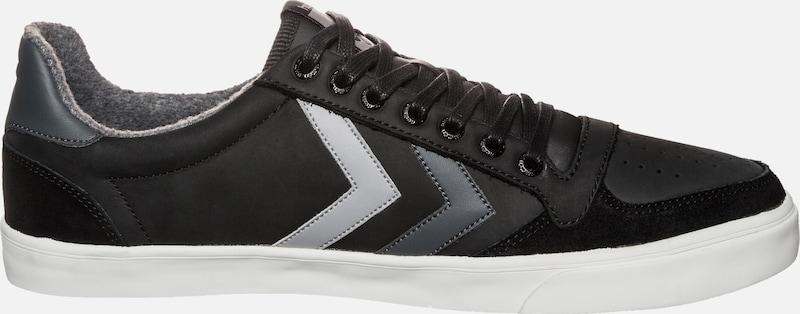 Hummel Sneaker 'Slimmer Stadil Duo Niedrig' Oiled Niedrig' Duo 4a36e8