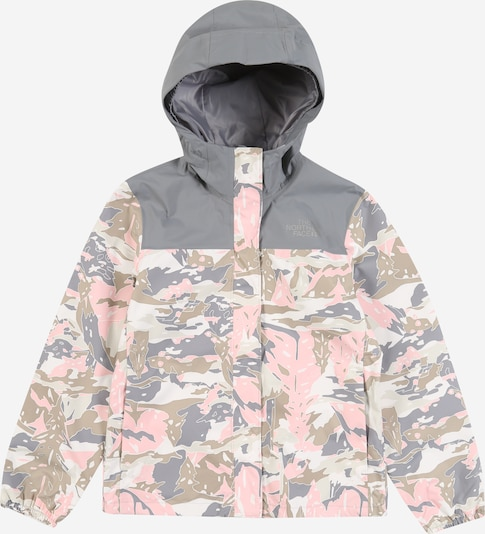 THE NORTH FACE Jacke 'RESOLVE REFL' in rosa / schwarz, Produktansicht