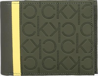 Calvin Klein Rahakott roheline / khaki, Tootevaade