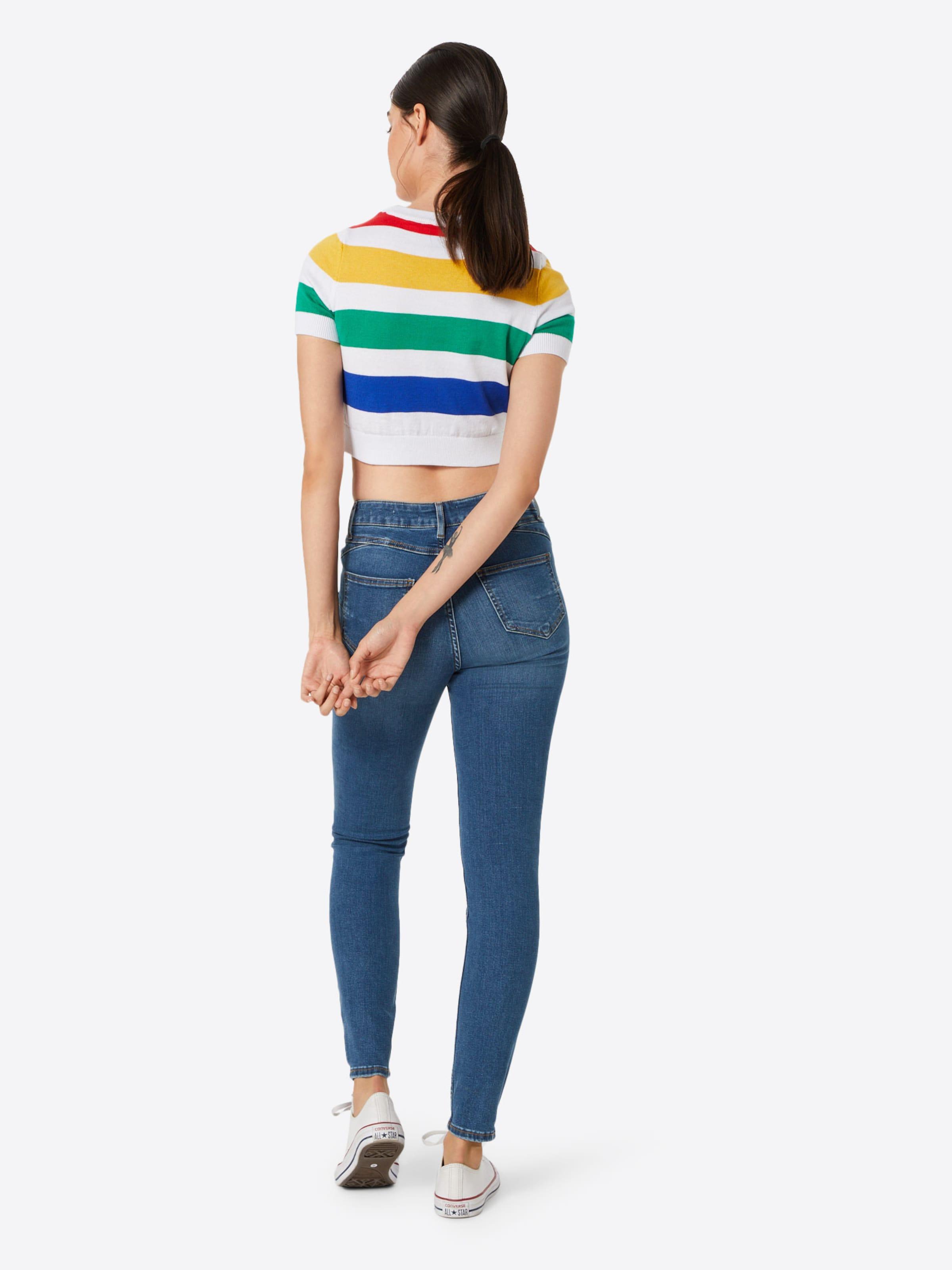 Blue Jeans Denim New In Look rdxBeCo