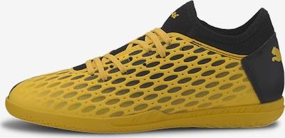 PUMA Fußballschuhe in gelb / schwarz, Produktansicht