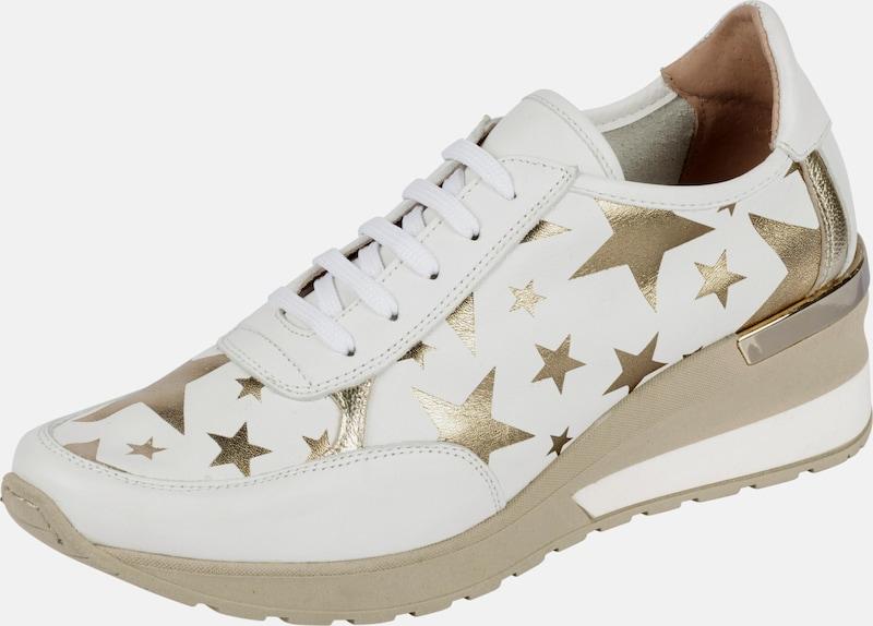 heine Sneaker mit Sternen-Druck