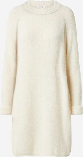 AMERICAN VINTAGE Robes en maille 'EAST' en crème, Vue avec produit