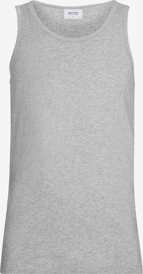 VATTER 'Tough Tony' Tank Top in grau, Produktansicht