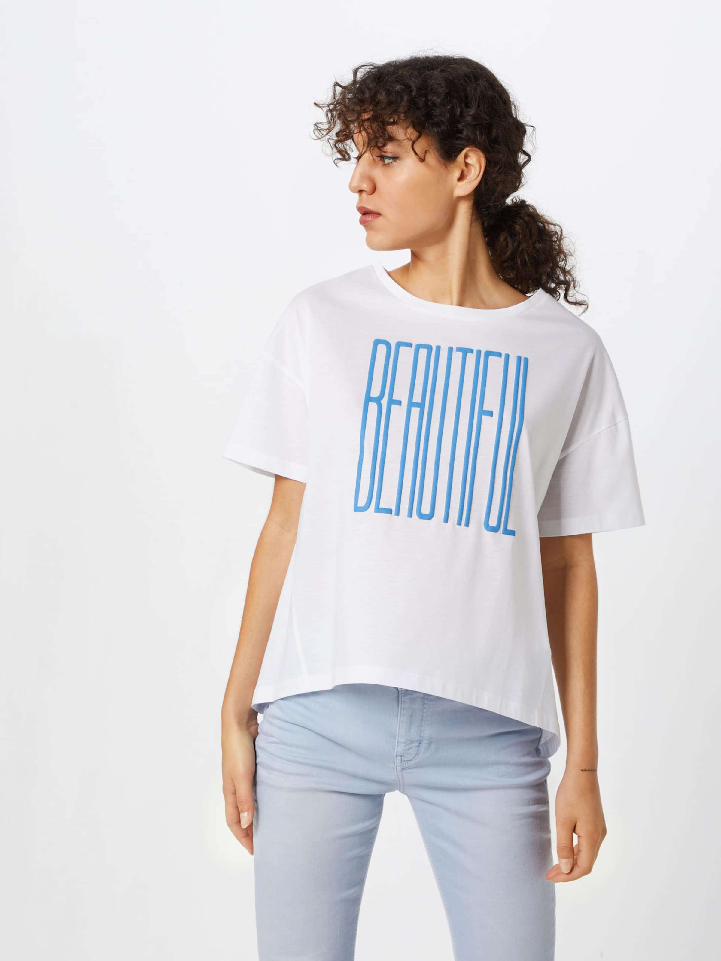 In p5' Drykorn Shirt Weiß 'santje AR5jqL34