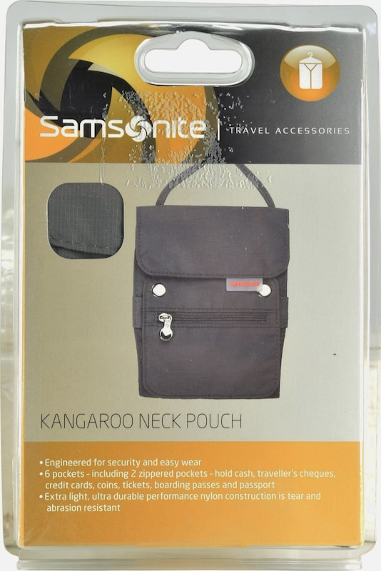 SAMSONITE Travel Accessories Kangaroo Brustbeutel 13cm