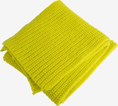 EDITED Schal 'Gwenda' in gelb, Produktansicht