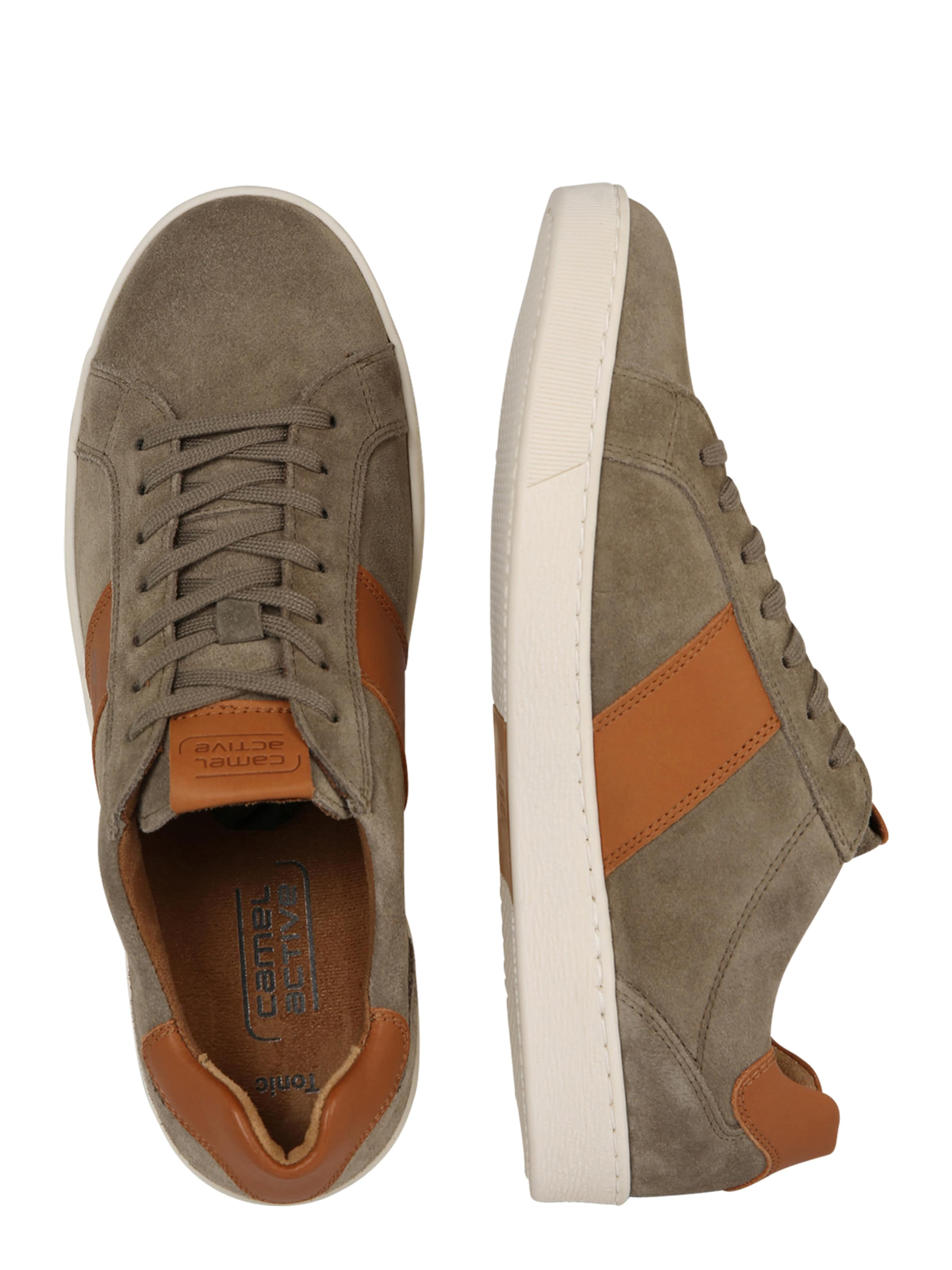 In Sneaker 'tonic 11' BraunKhaki Camel Active xBoedCr