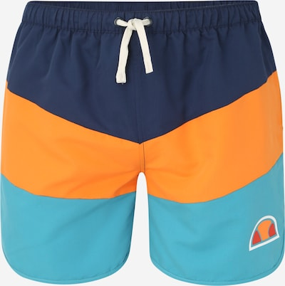 Maudymosi kelnaitės 'DIABLO' iš ELLESSE , spalva - tamsiai mėlyna / oranžinė, Prekių apžvalga