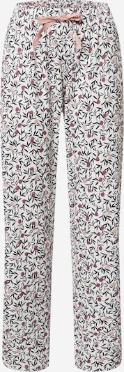 CALIDA Pidžama hlače u plava / bijela, Pregled proizvoda