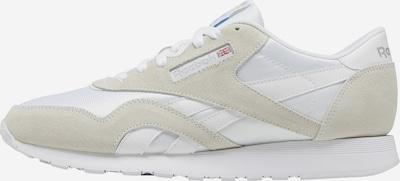 bézs / fehér Reebok Classic Sportcipő, Termék nézet