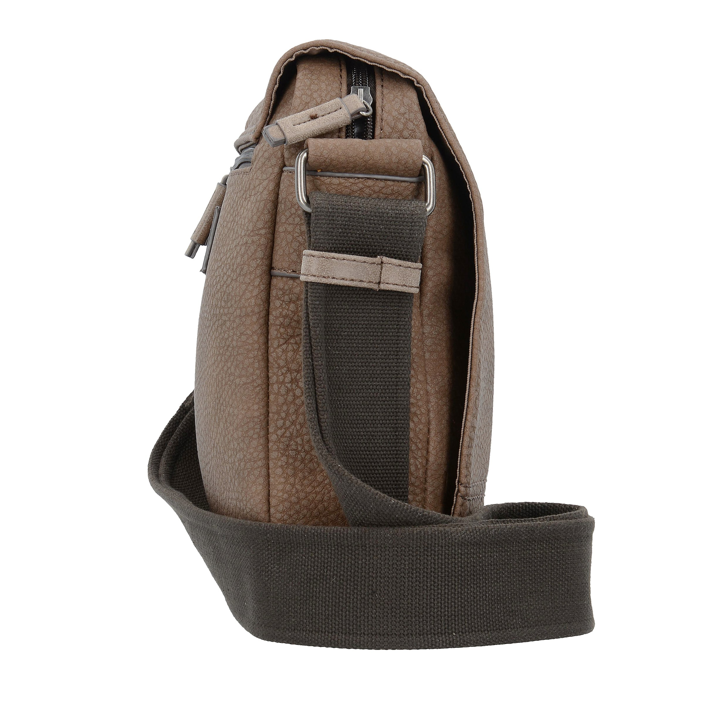 Umhängetasche In Camel Saigon Braun Bag Mini Active 19 Cm l1JcTFK3