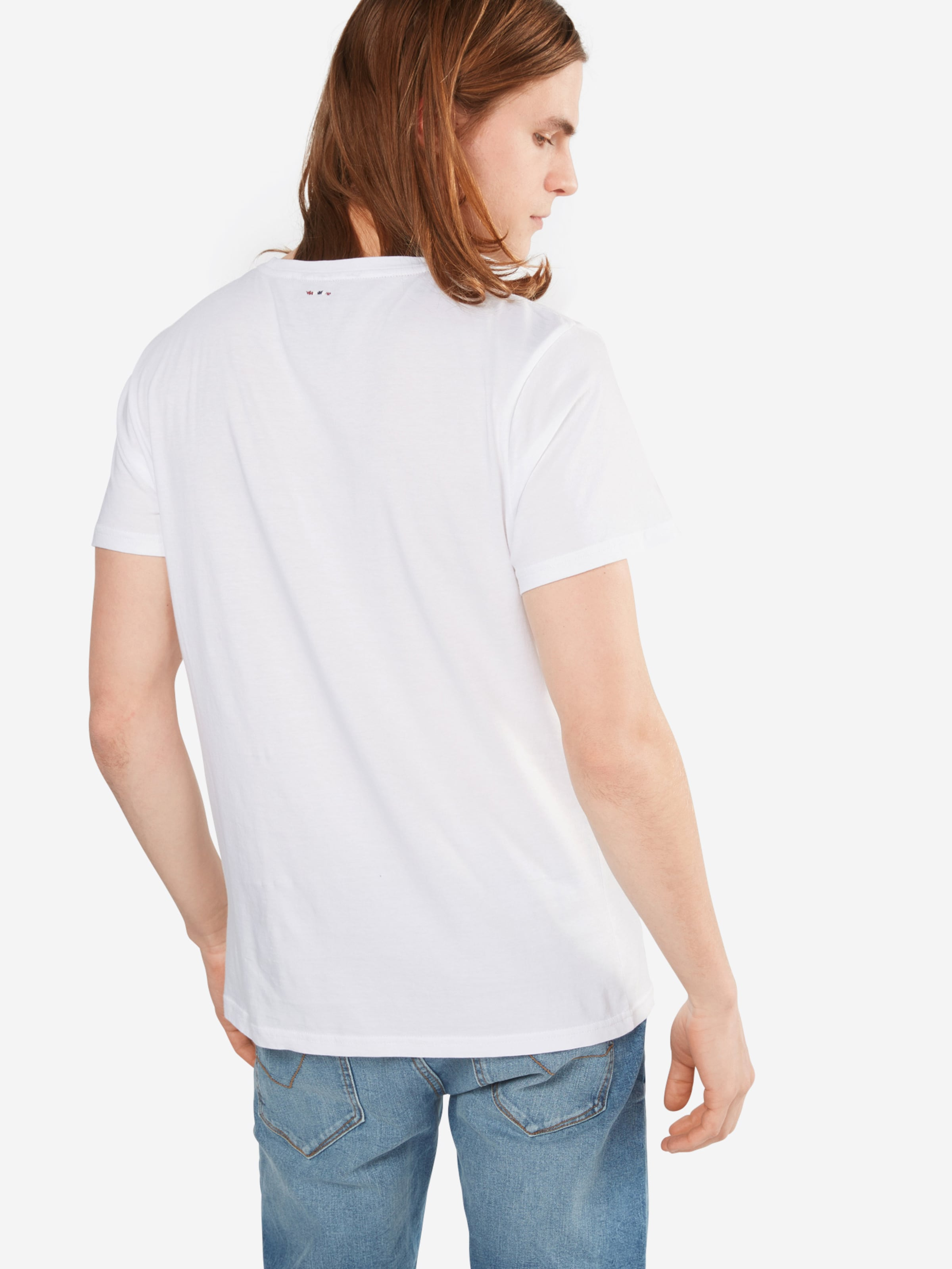 Erscheinungsdaten Günstig Online NAPAPIJRI T-Shirt 'SYROS' Freies Verschiffen Neue Stile Billig Günstig Online Footlocker Online ccEjmKIGcG
