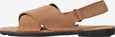 MANGO KIDS Sandaletten 'Mahonk-I' in braun, Produktansicht