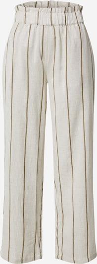 Pantaloni 'SOFIE' Y.A.S pe offwhite, Vizualizare produs