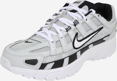 Nike Sportswear Sneaker 'P-6000' in grau / schwarz / weiß, Produktansicht