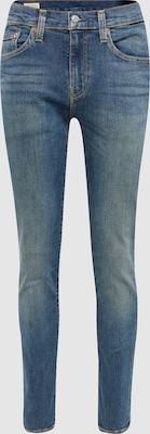 LEVI'S Jeans '511' in Blauw denim