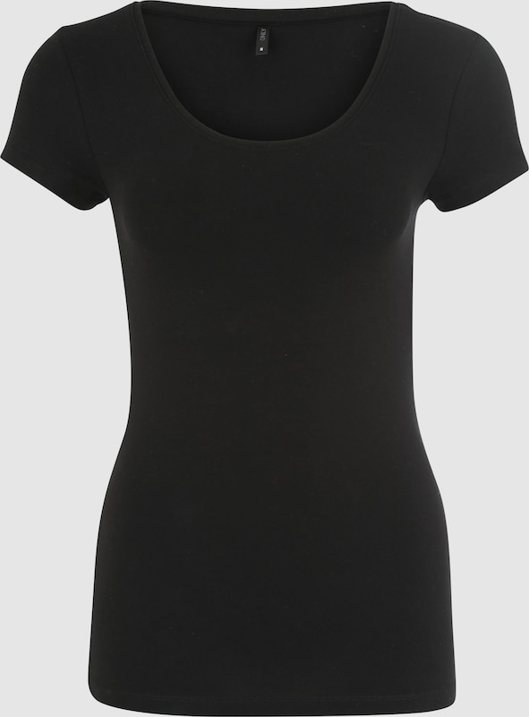 Seulement Un T-shirt Basique