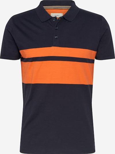 ESPRIT T-Shirt en bleu marine / orange, Vue avec produit