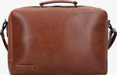 Plevier Aktentasche 'Navigator' in karamell, Produktansicht
