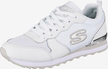 SKECHERS Sneaker low i hvit