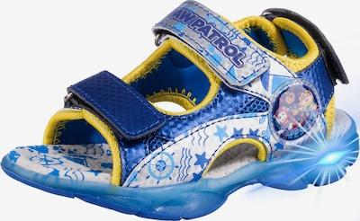 PAW Patrol Sandale in blau, Produktansicht