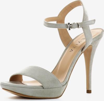 EVITA Sandalette in hellgrau, Produktansicht