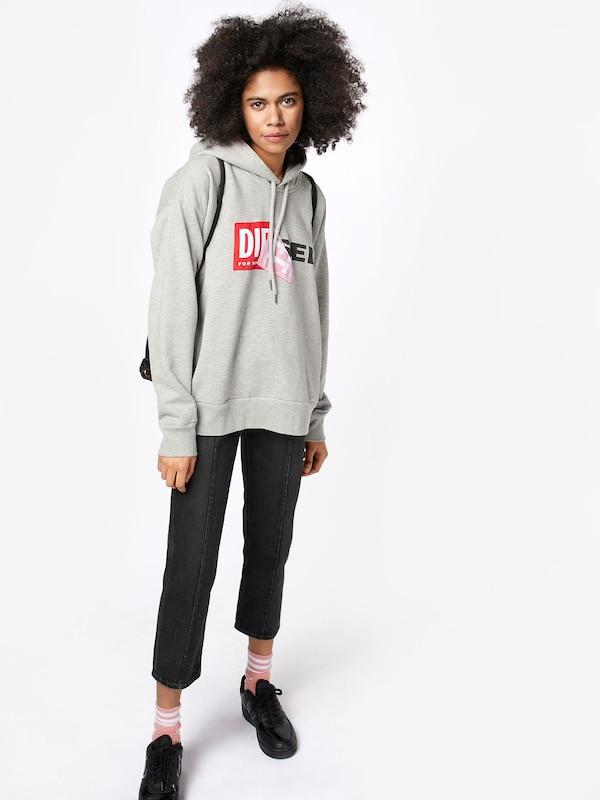 DIESEL Sweatshirt 'F-ALBY-FL-A'