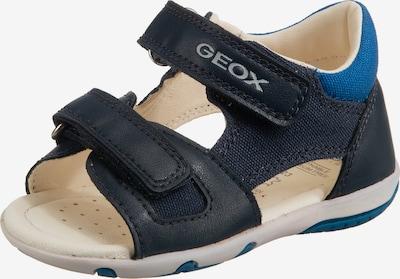 myToys-COLLECTION Sandale 'Elba' in blau / nachtblau, Produktansicht