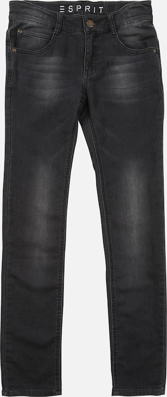 ESPRIT Jeans in black denim, Produktansicht