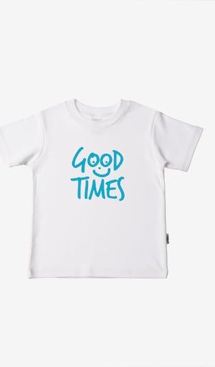 LILIPUT Shirt in türkis / weiß, Produktansicht