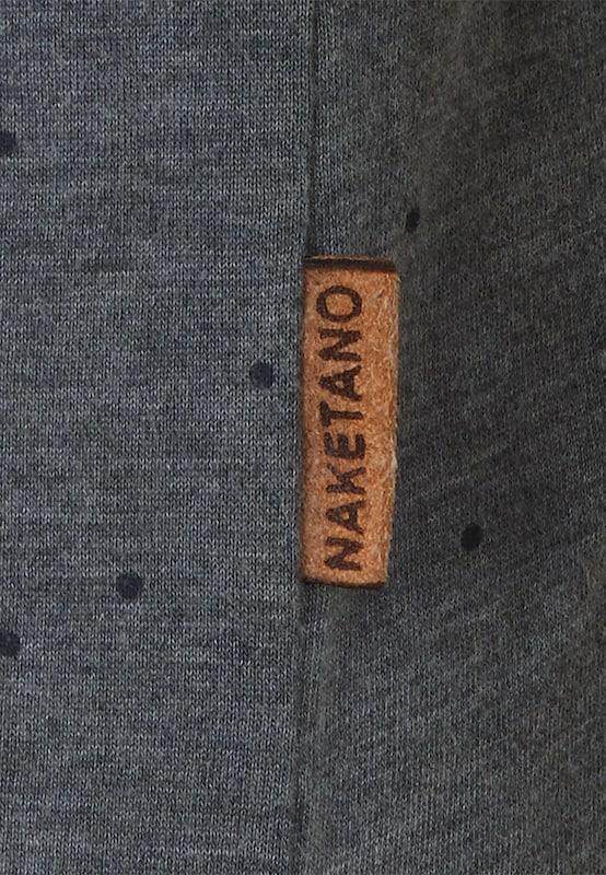 naketano Sweatshirt 'Stuck On Pussy III'