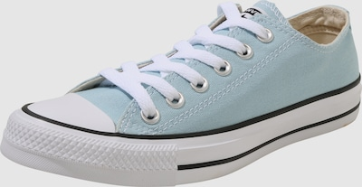 CONVERSE Sneakers laag 'CHUCK TAYLOR ALL STAR OX' in Lichtblauw / Wit