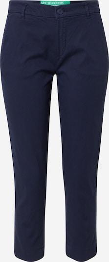 UNITED COLORS OF BENETTON Pantalon en bleu foncé, Vue avec produit