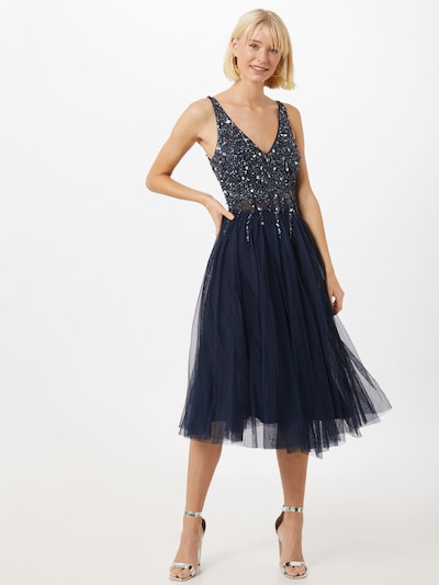 LACE & BEADS Kleid 'Symphone' in navy, Modelansicht