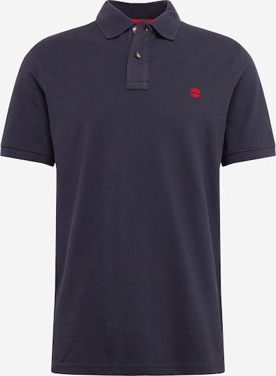 TIMBERLAND Poloshirt in dunkelblau: Frontalansicht
