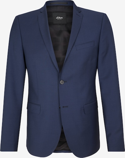 s.Oliver BLACK LABEL Business-Sakko in navy: Frontalansicht