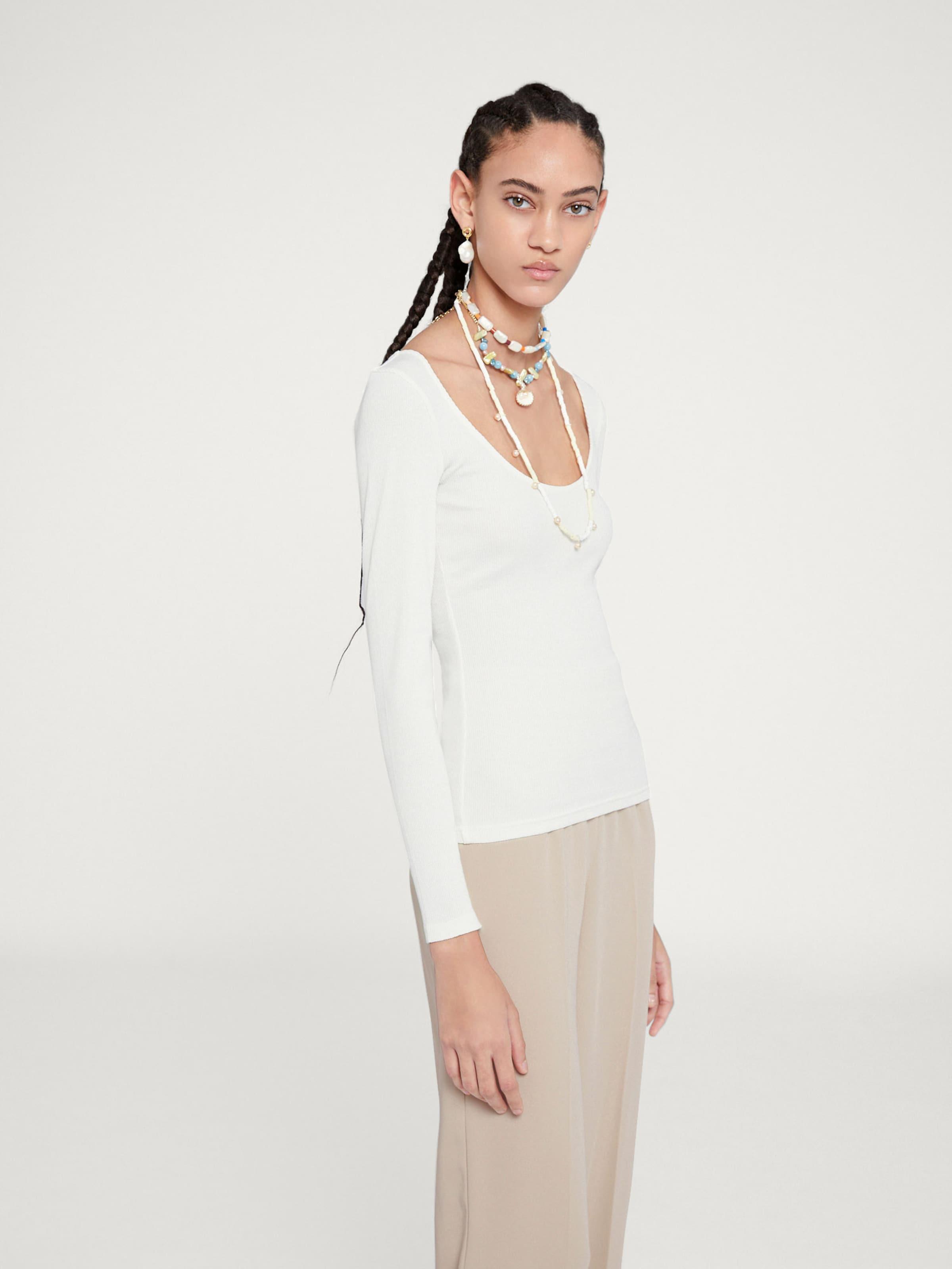 En Blanc Edited 'oni' Cassé shirt T hQrxsCtd