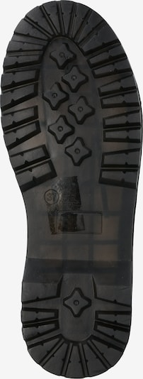 Auliniai batai 'LINA' iš Raid , spalva - juoda / balta: Vaizdas iš apačios