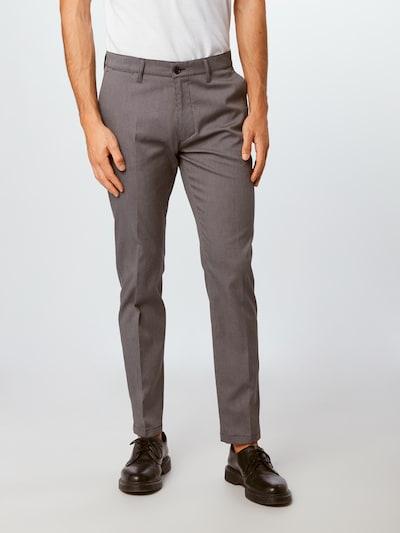 Kelnės su kantu 'MAD' iš DRYKORN , spalva - mėlyna, Modelio vaizdas