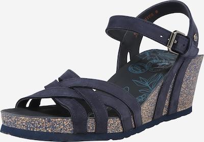 Sandalai 'Vera Basics' iš PANAMA JACK , spalva - tamsiai mėlyna, Prekių apžvalga