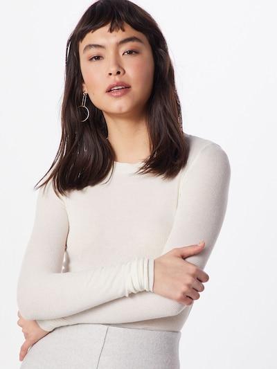 BRUUNS BAZAAR Koszulka 'Angela' w kolorze białym: Widok z przodu