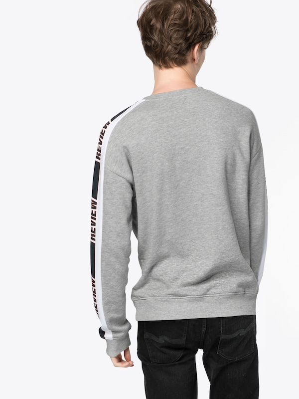 Review Sweatshirt Tape Sweat