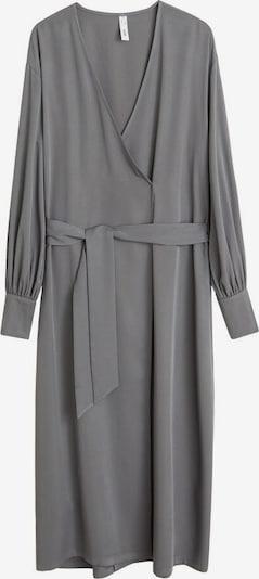 MANGO Kleid 'Rocio-A' in grau, Produktansicht
