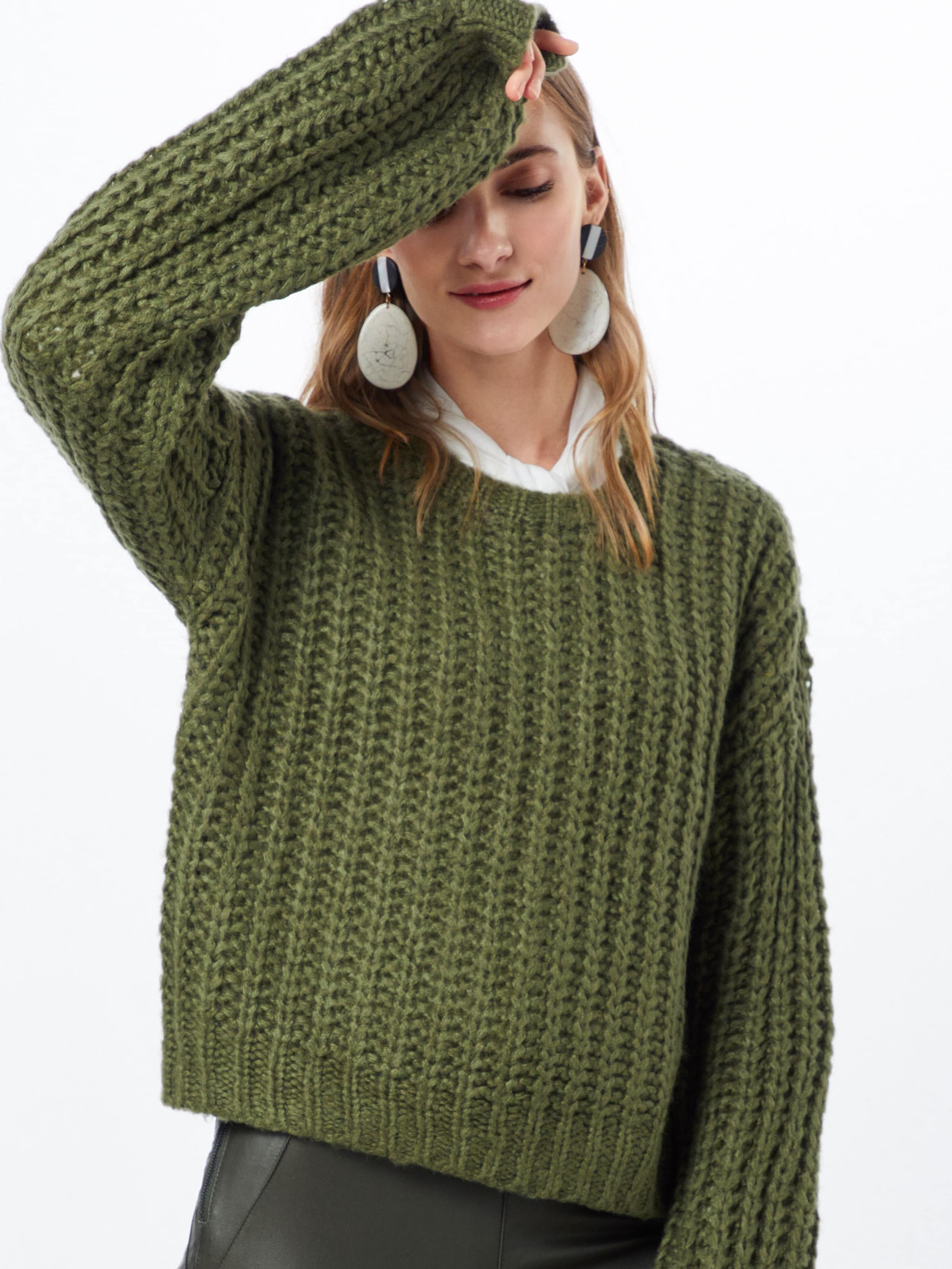 'steve' May Pullover Noisy Oliv In PwOXiTZku