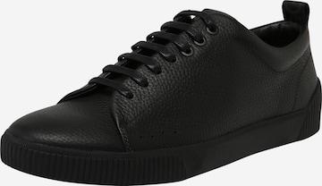 Sneaker bassa 'Zero Tenn' di HUGO in nero